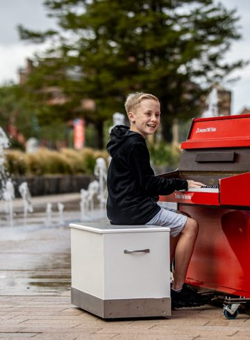Tickle The Ivories Piano Festival