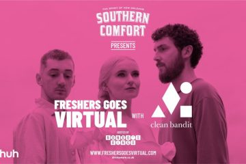 Freshers Goes Virtual - Thurs 1st October - NEW