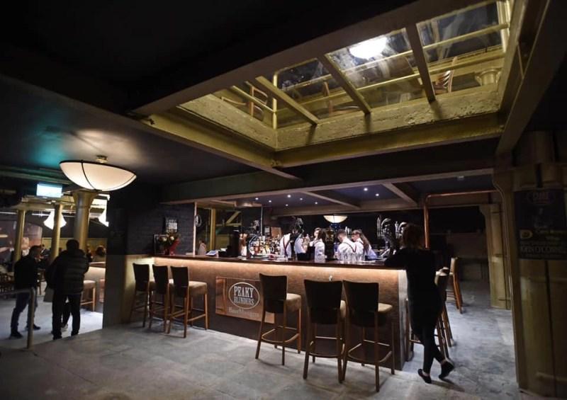 Peaky Blinders Bar Liverpool