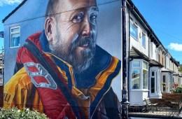 Unsung Heroes Mural New Brighton