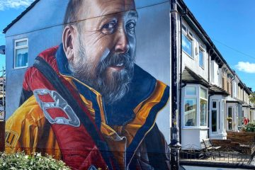Unsung Heroes Mural New Brighton