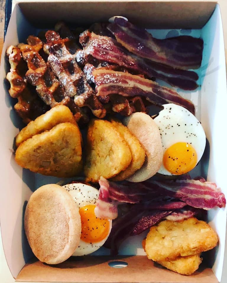 Get The Baltic Social Punk Afternoon Tea Delivered To Your Door Breakfast