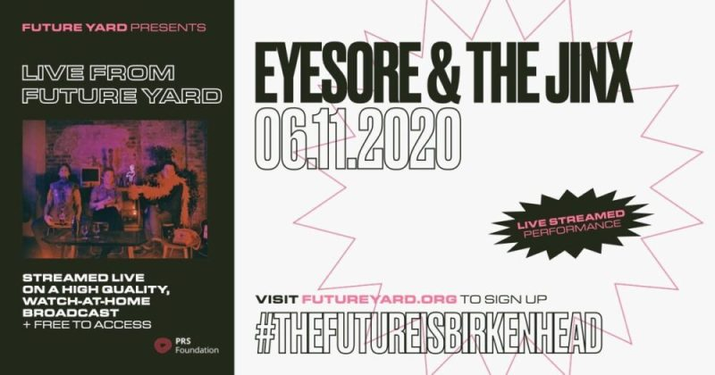 Eyesore & The Jinx Future Yard