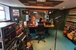 Jose Ibanez 3rd Planet Recording Studios