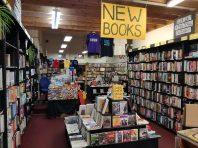 News From Nowhere Bookshop Liverpool