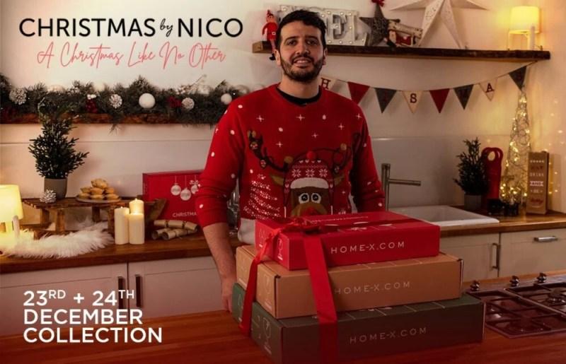 Christmas By Nico