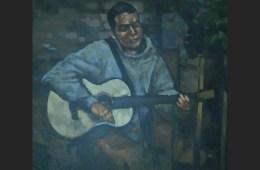 Cliff Sayer Artist In Conversation