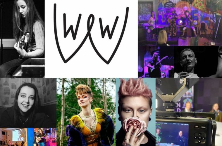 We Want Women: The Community Inspiring and Uniting Womxn Creatives 1
