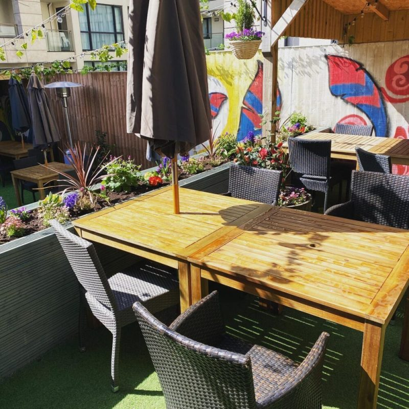 Liverpool Outdoor Dining Pattersons