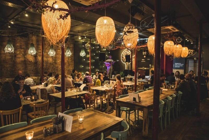 LEAF Bold Street, Liverpool Restaurant