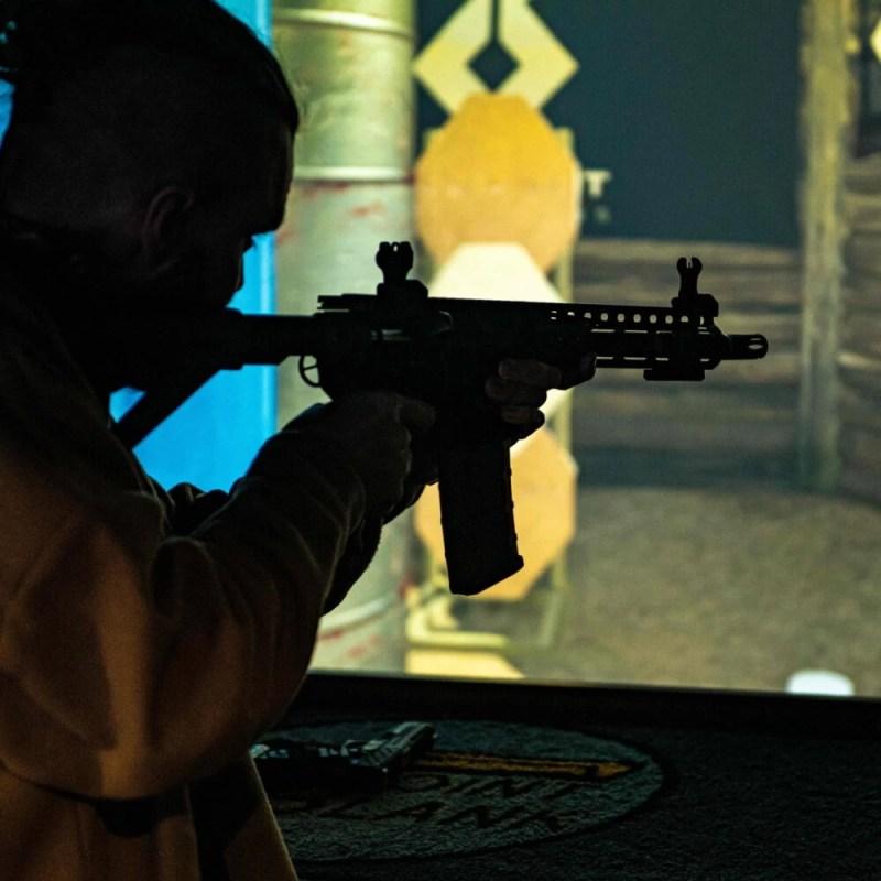 Point Blank Shooting Range Liverpool