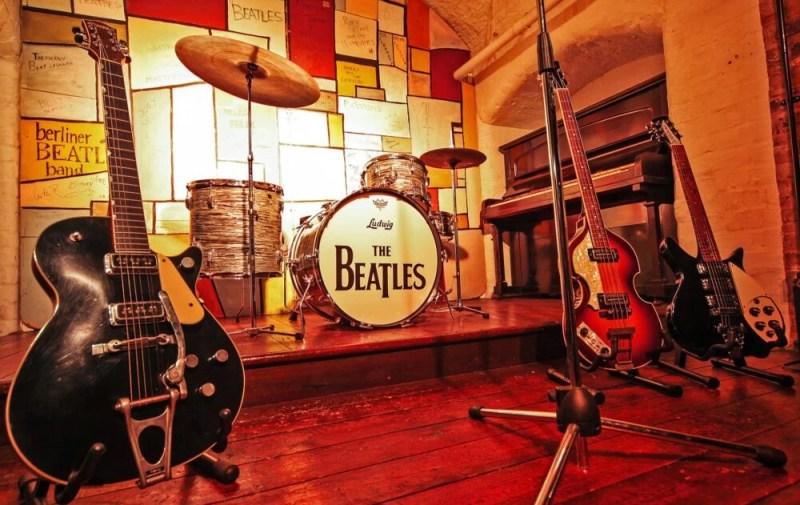 Royal Albert Dock Beatles Story Replica Cavern