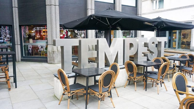Tempest Tithebarn St Liverpool