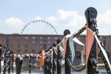 Royal Albert Dock Liverpool Rose Weekender