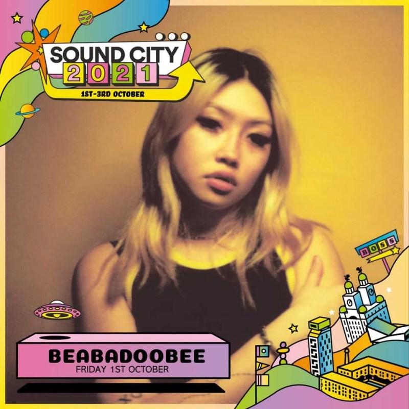 Sound City Beabadoobee