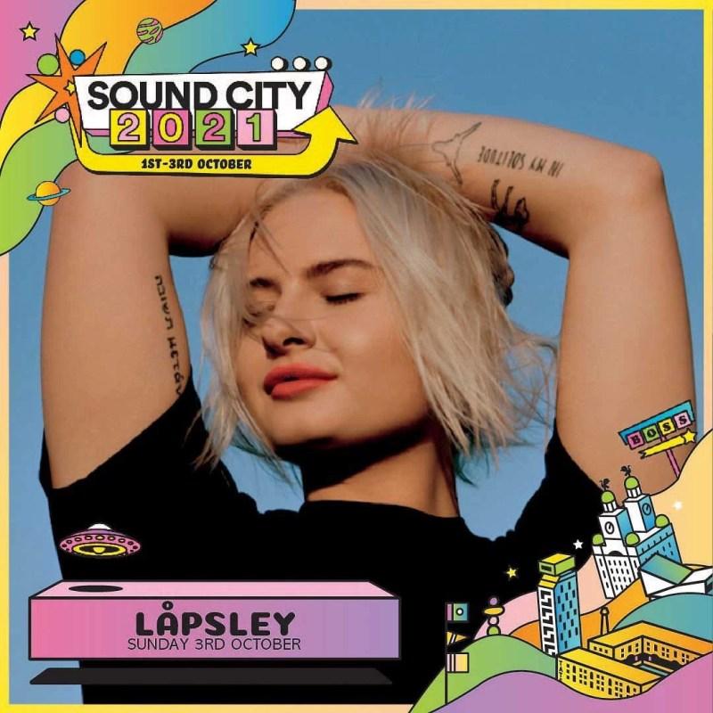 Sound City Lapsley