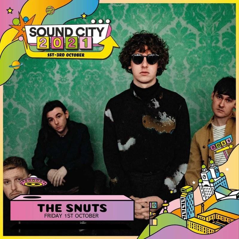 Sound City The Snuts