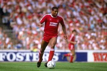 John Barnes Liverpool FC