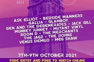 Liverpool Digital Music Festival 2021