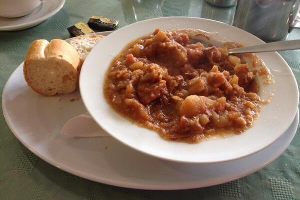 Maggie May's scouse Liverpool
