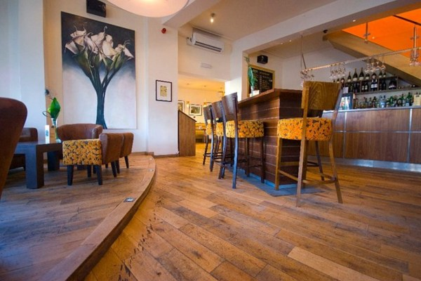 Pioneer Bar Restaurant Crosby