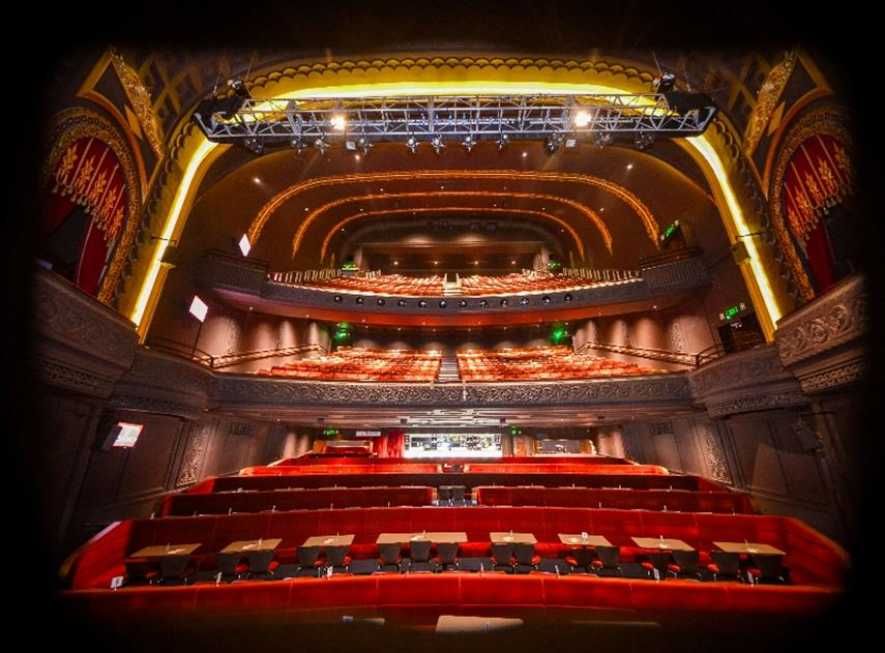 Royal Court Theatre Liverpool