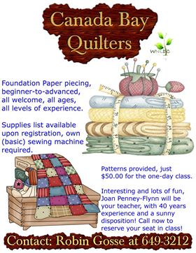 canadabayquilters