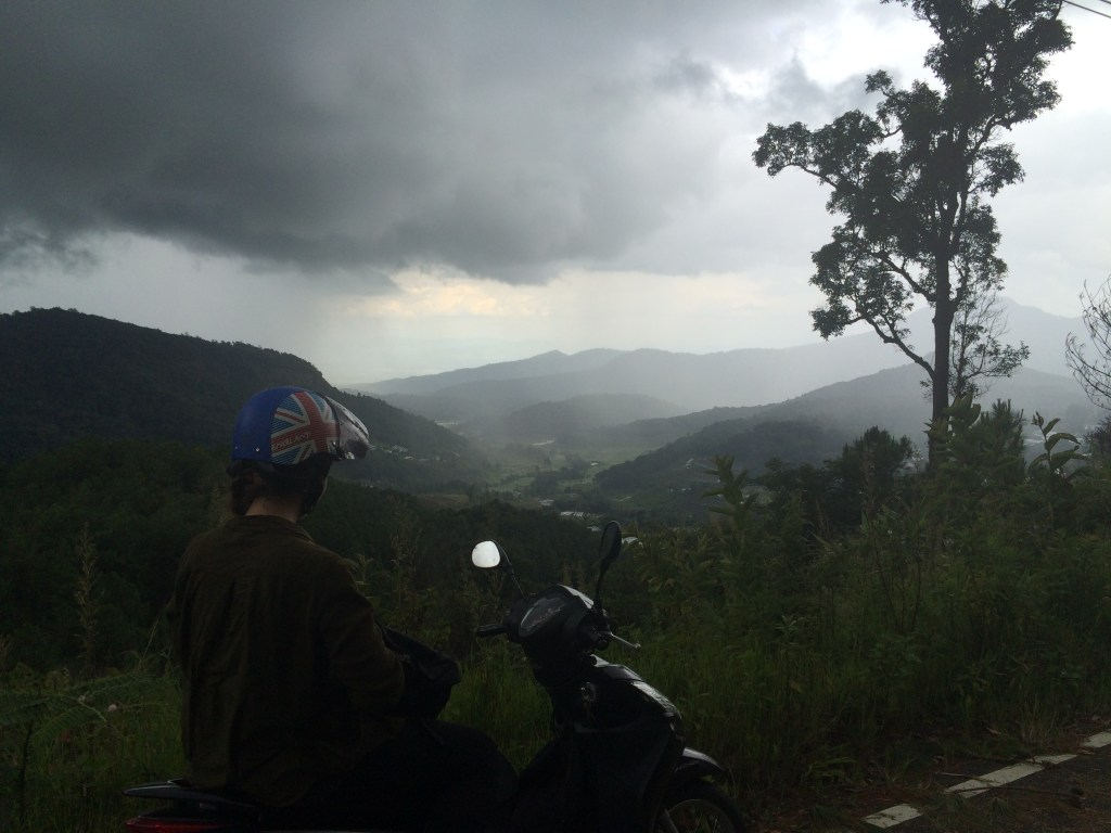 Road tripping around Thailand