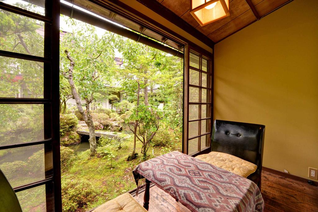 Mt. Koya temple lodging
