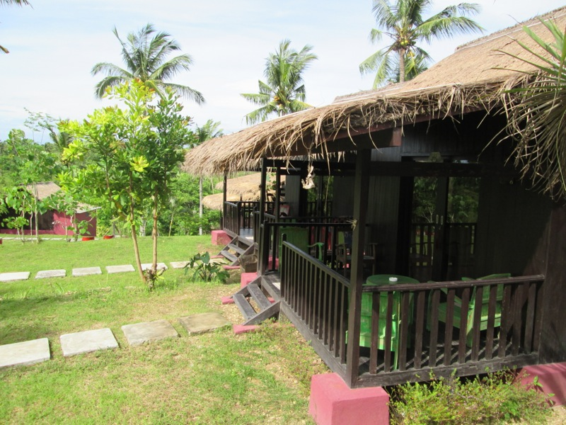where to stay on nusa penida