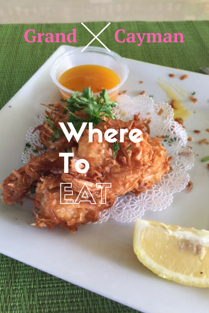 Grand Cayman where to eat