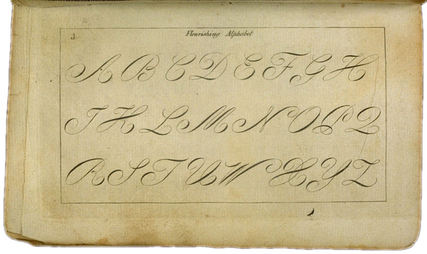History S Paper Trail What Handwriting Amp Spelling Reveal