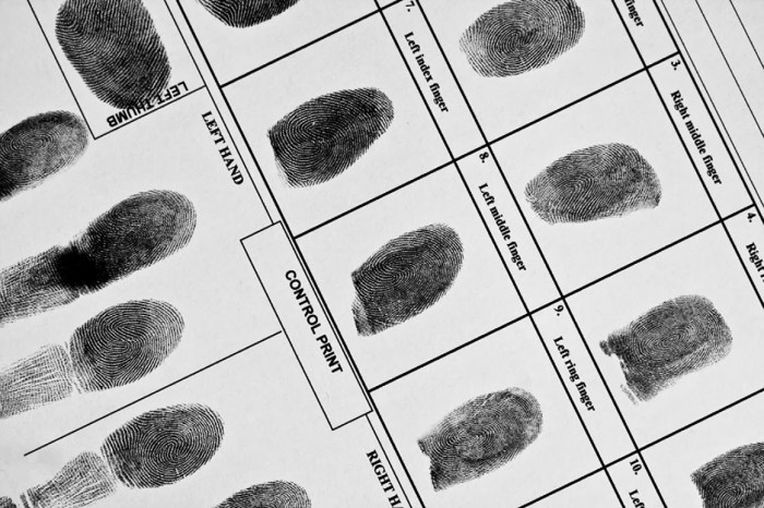 fbi fd258 fingerprint cards | livescan fingerprinting