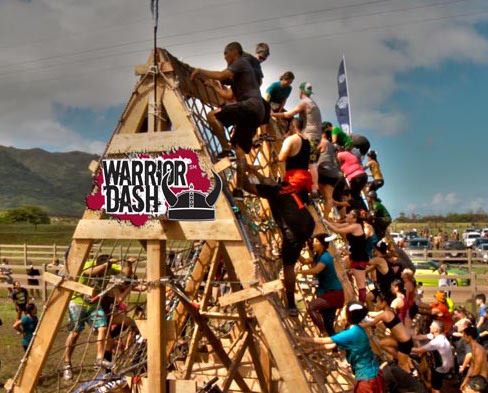 Obstacle Course Racing Warrior Dash
