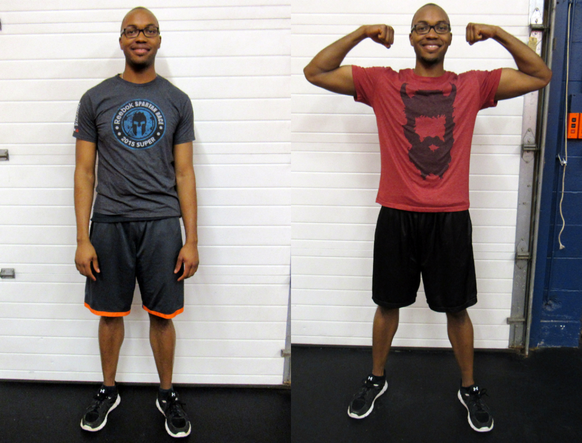 Sculpt Personal Training Full body transformation