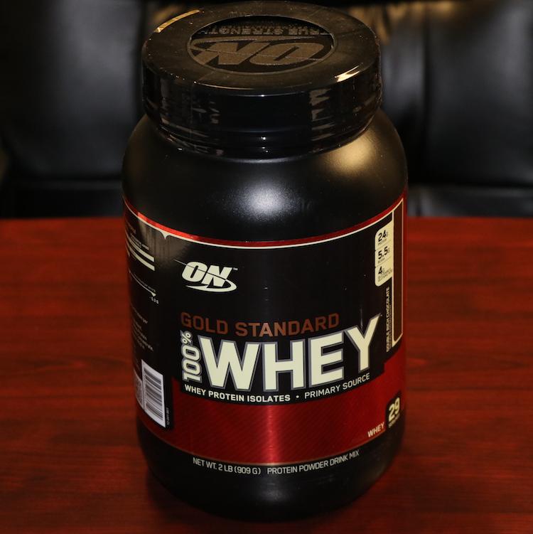 Protein supplement order