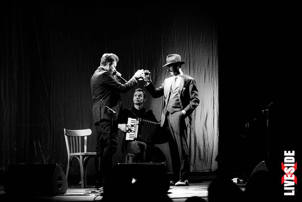 Benjamin Biolay et Melvil Poupaud partagent leur «Song Book»