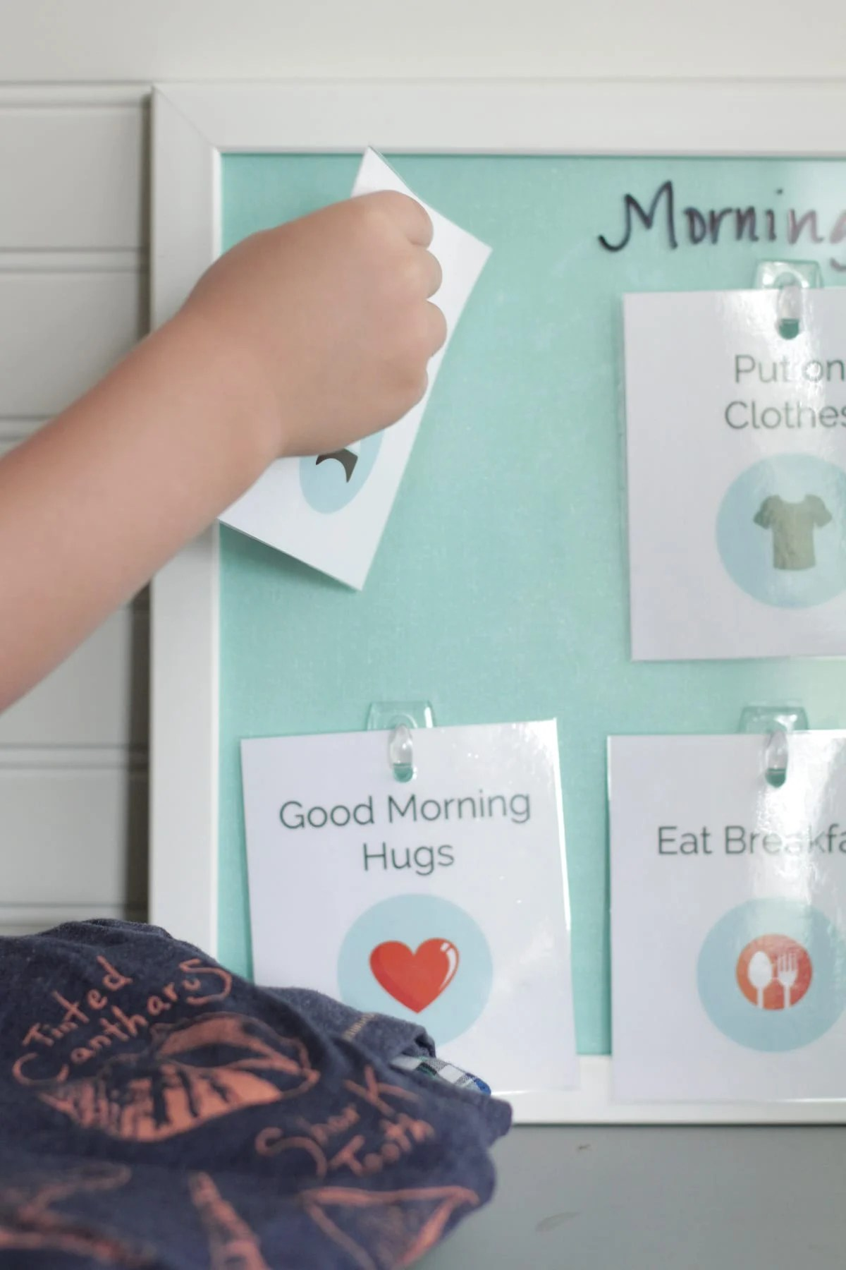 How To Create A Stress Free Morning Routine Printable