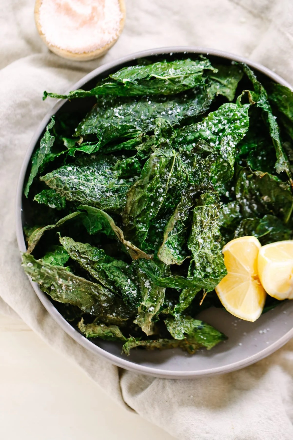 Image result for Homemade kale chips