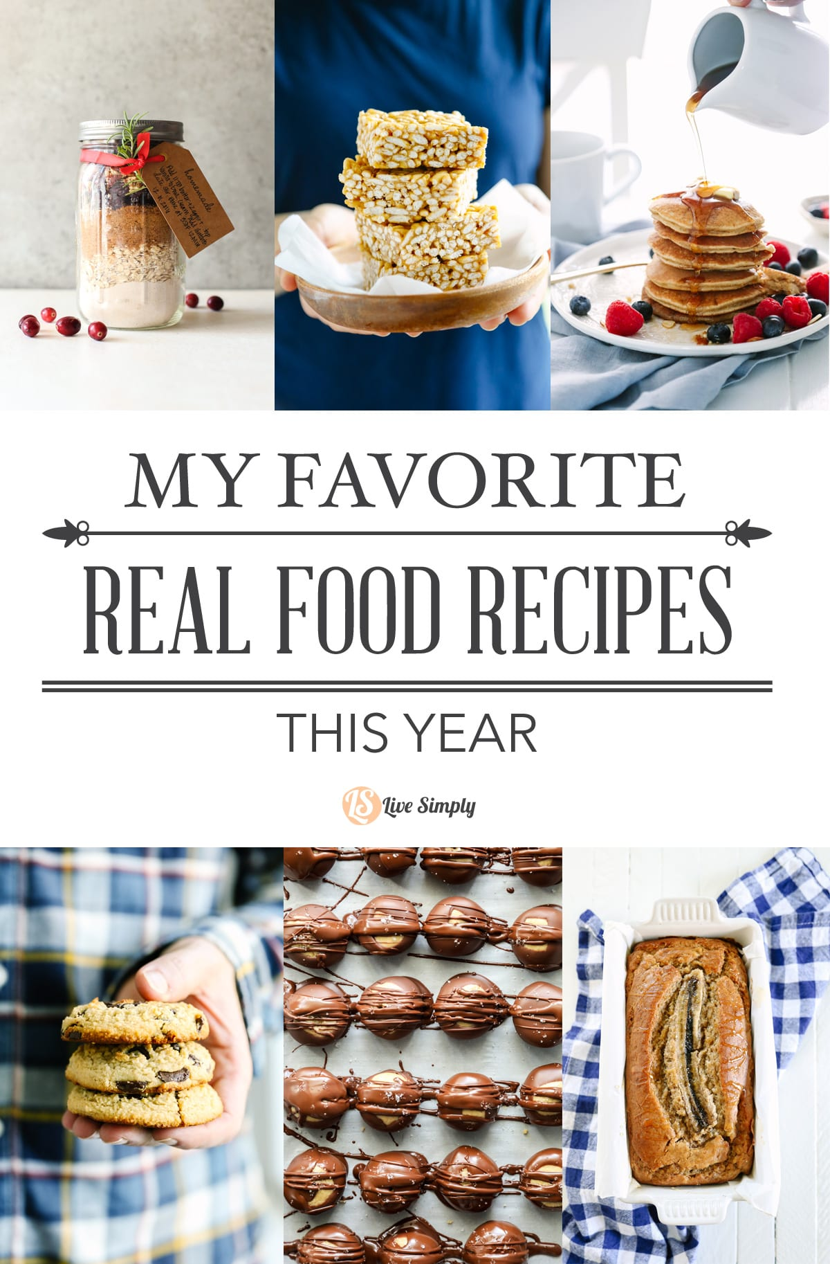 My Favorite Real Food Recipes From