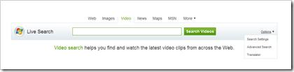 Live Search 新 UI 登场了!
