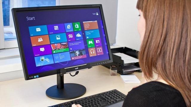 Tobii Rex Windows 8 眼球追踪外设体验
