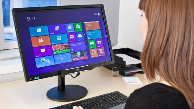 Tobii Rex:Windows 8 PC 眼球控制外设硬件今年上市