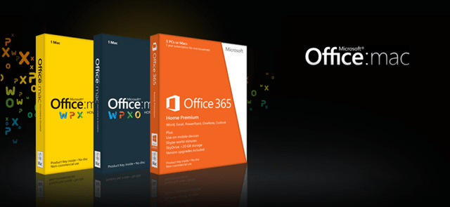 Office for Mac 2011 SP3 更新发布,支持 Office 365 订阅激活