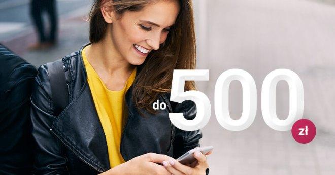 500 zł od Banku Millennium w promocji Huawei