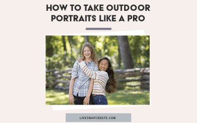 How to Take Outdoor Portraits Like a Pro