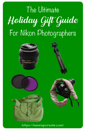 Nikon Photographer Gift Guide