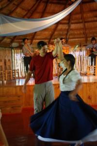 Jeff Dancing