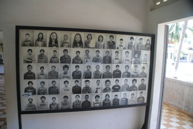 Never Again Again: The Khmer Rouge in Cambodia