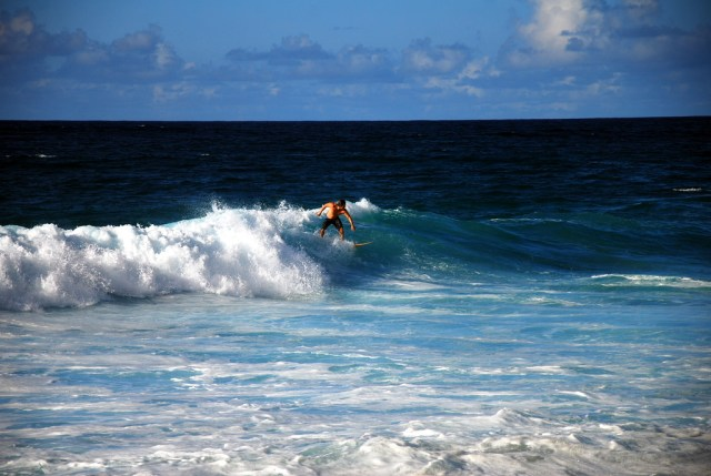 Surf's Up: Learning to Ride the Waves in Waikiki